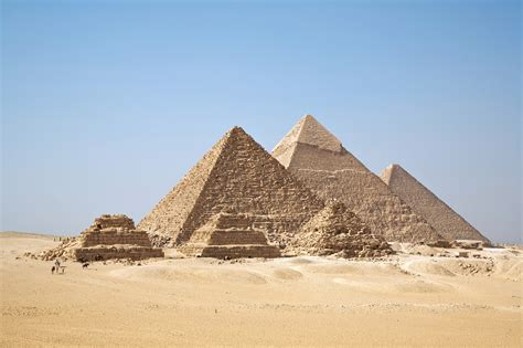 330 Square Feet Room Khafre Pyramid Inside Great Pyramids Of Giza
