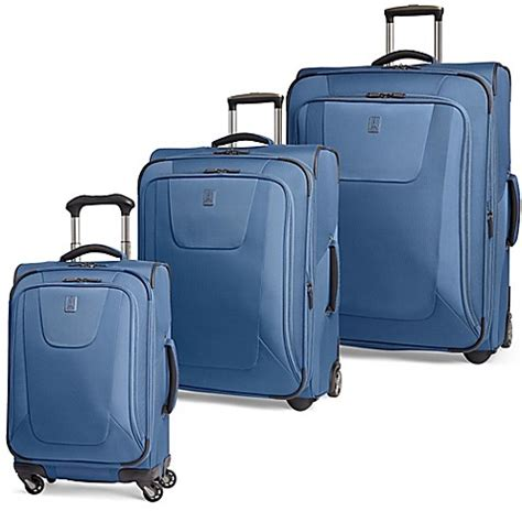 bed bath and beyond luggage travelpro 174 maxlite 174 3 luggage collection bed bath beyond