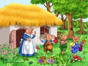bards and tales three little pigs