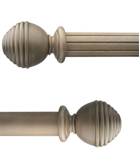 wooden curtain poles curtain poles bay window curtain poles 50mil curtain
