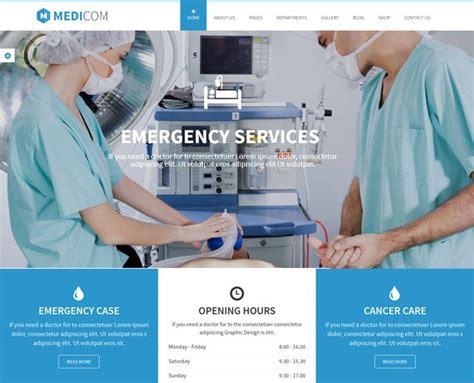 theme drupal medical 5 best medical and health drupal themes
