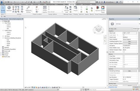 visio cad software how to connect revit to anything the smart way archsmarter