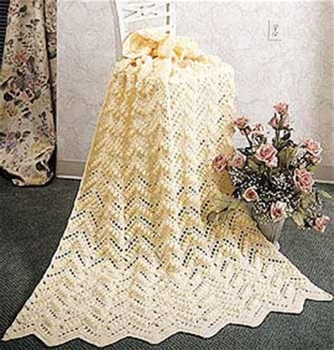 mary maxim free easy zigzag afghan knit pattern popcorn ripple crochet afghan welcome to the craft yarn