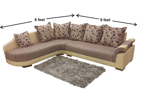 buy left side langer l shaped sofa from onlinesofadesign