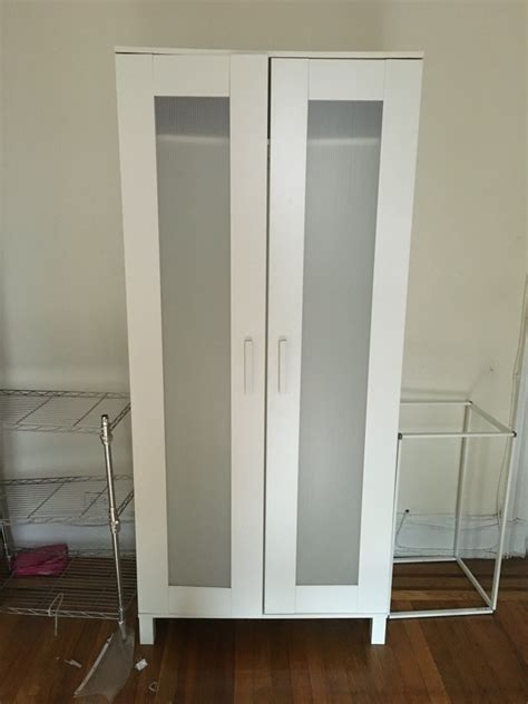 Aneboda Wardrobe by Letgo Aneboda Wardrobe White In Ny