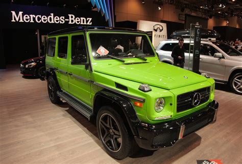 Mercedes G Class Gets Crazy New Colors   Mercedes Benz