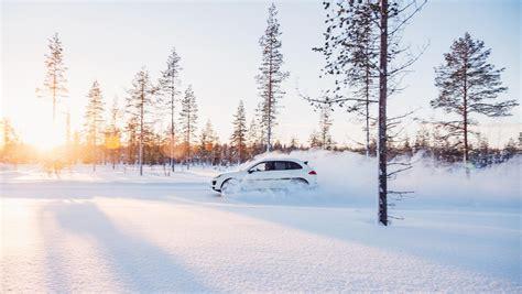 porsche winter winter wonderland