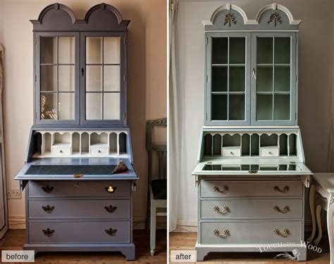 from ugly to cute shabby chic furniture makeover touch the wood