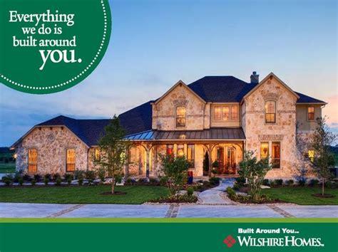 wilshire homes lp builders 13526 george rd san