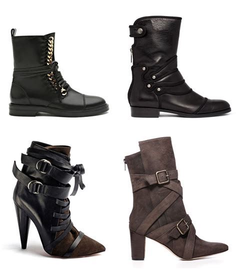 style boots ankle low boots 2014 2015 fall winter fashion trends