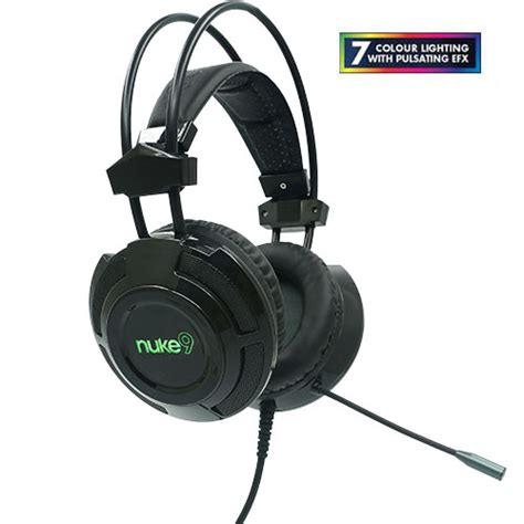 Headset Gaming Armaggeddon Fuze 7 armaggeddon usb gaming headset 7 1 nuke 9 show
