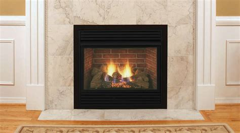 Fireplace Insert Gas Logs by Ventless Gas Fireplace Inserts Goenoeng