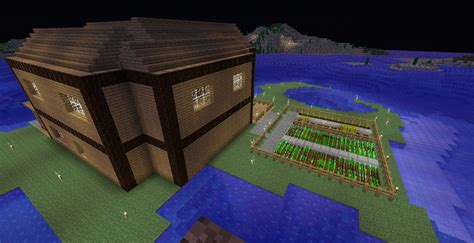 minecraft secret rooms seaside mansion 3bedrooms library rooms minecraft project