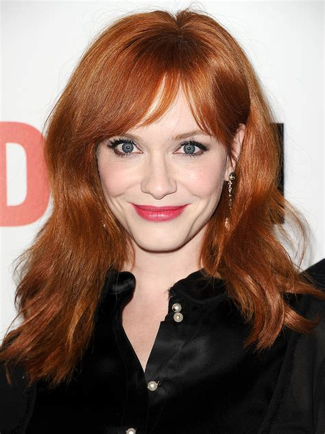 who is a celebraty with red hair celebrity redheads who don t naturally have red hair