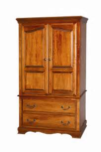 Bedroom Furniture Armoire Amish Bedroom Furniture American Heritage Armoire