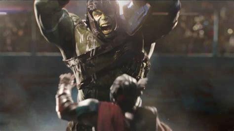 thor ragnarok film trama primo sguardo ufficiale a gladiator hulk dal teaser