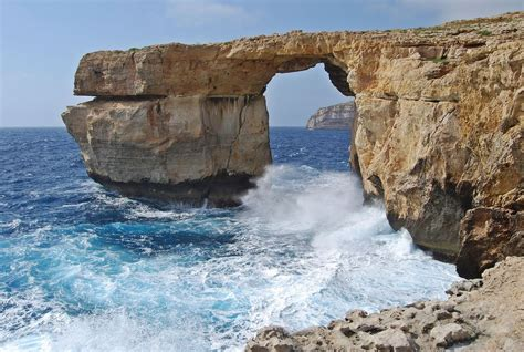 azure window fall malta s iconic azure window crumbles into the sea smart