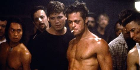 Fight The Fight how to get a like brad pitt in fight club