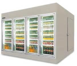 2 door glass bar fridge walk in coolers allegheny refrigeration