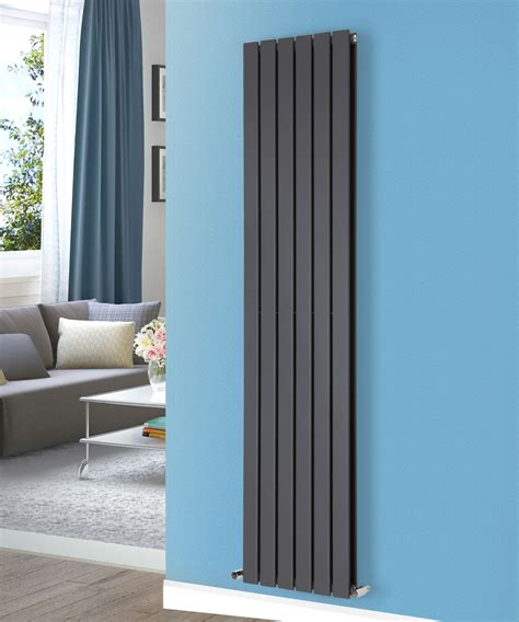Modern Bathroom Radiators Flat Panel Column Designer Modern Bathroom Radiators Central Heating Anthracite Ebay