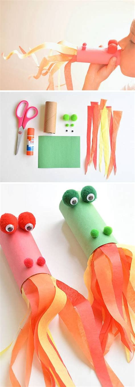 Toilet Paper Crafts For Preschoolers - best 25 crafts for ideas on crafts