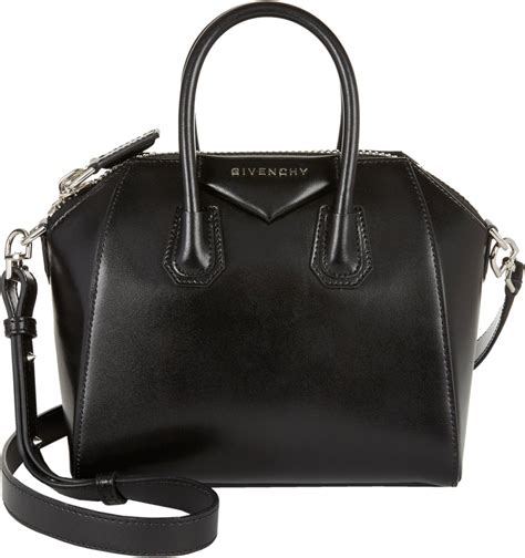 Givency Antigona Mini givenchy mini antigona duffel in black for lyst