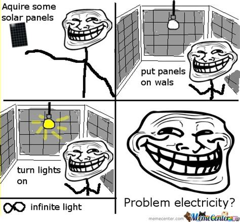 Electricity Meme - problem electricity by boom meme center