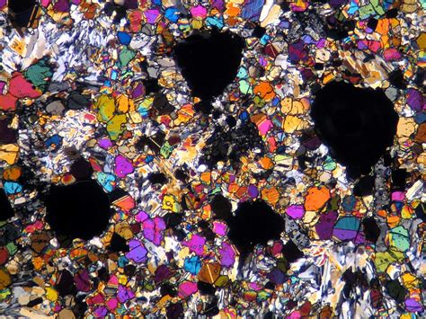 hibole in thin section ibitira meteorite meteorite times magazine