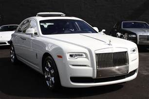 Rolls Royce For Lease Rolls Royce Ghost South Rentals