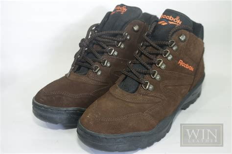 Reebok Pria 4 jual sepatu boot pria kulit asli dkn sp 165 reebok win