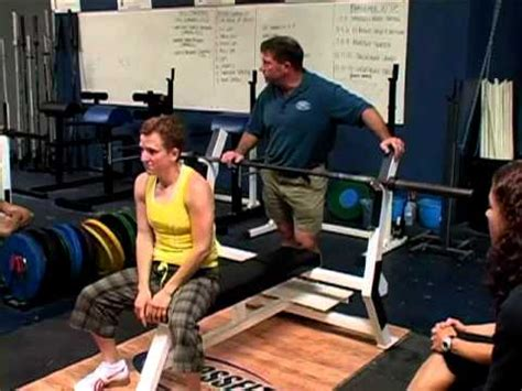 mark rippetoe bench press spotting the bench press with mark rippetoe part 1 youtube