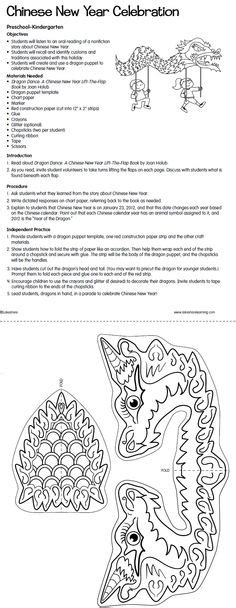 new year celebration lesson plan craft templates on new years