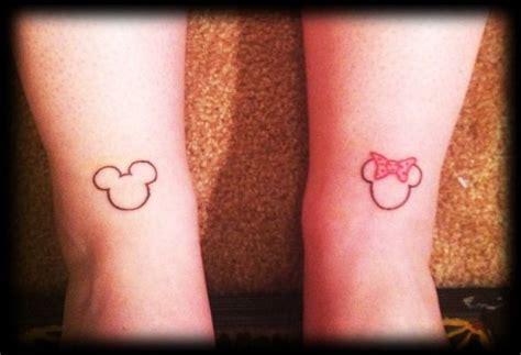 cute small couple tattoos small tattoos for disney tattoos