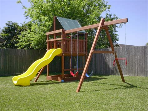 wooden swing set hardware kits playset kits and swingset parts for diy