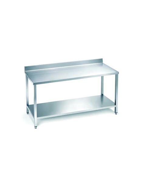 tavoli in acciaio inox per ristorante usati tavolo acciaio inox per cucina ristorante c ripiano cm