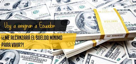 cual es el salario basico unificado en ecuador 2016 191 cu 225 l es el sueldo m 237 nimo en ecuador enero 2018