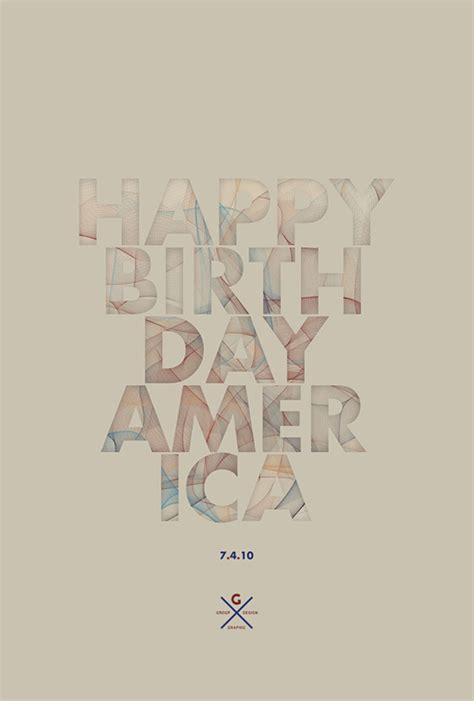 happy birthday graphic design inspiration 25 inspirational exles of minimal typography