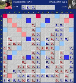 international scrabble dictionary meciuri memorabile la isc gnomix vs alehin la 20