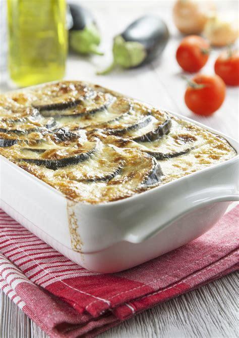 vegetarian eggplant moussaka recipe vegetarian moussaka recipe dishmaps