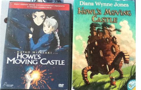 howls moving castle picture book howl moving castle book
