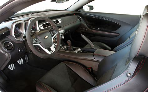 2012 Corvette Interior by Sibling Rivarly 2012 Chevrolet Camaro Zl1 And 2012