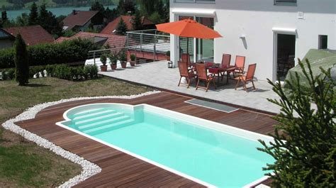 Pool Mit überdachung by Pool Mit R 246 Mischer Treppe Quot Korsika Quot Sunday Pools Onlineshop