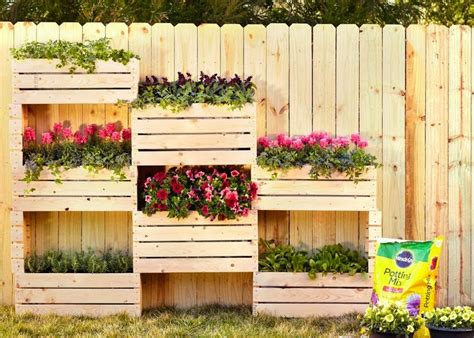 15 fence planters that ll have you loving your privacy
