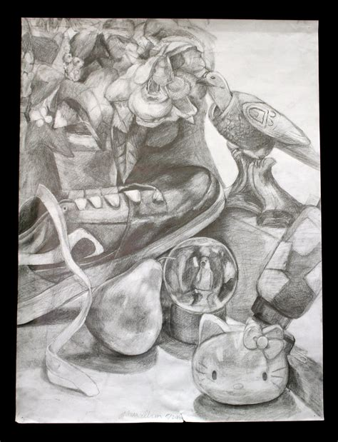 still life tattoo pin graphite drawings still pencil colored on