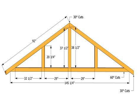 design roof online truss design calculator medeek designer shed roof pitch