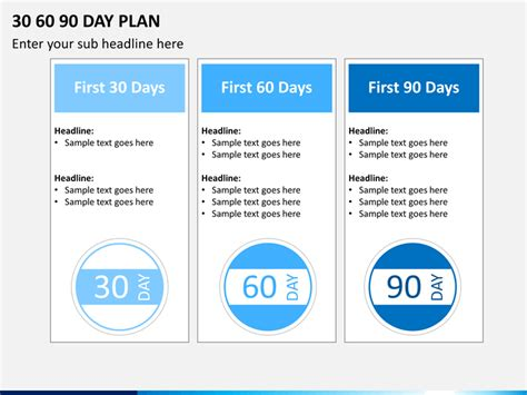 30 60 90 day action plan template yahoo image search