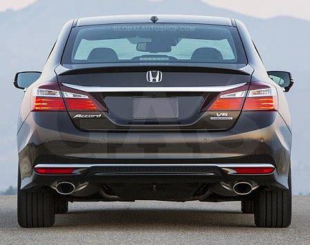 Trunklid Honda Freed honda accord rear chrome trunk lid trim rear chrome trim