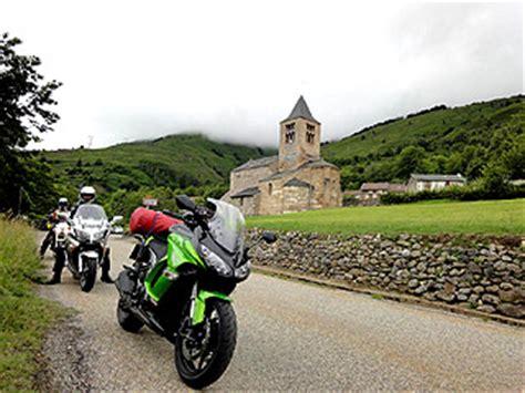 Pyren En Motorrad by Seealpen Provence Pyren 228 En Biscaya 2012 Touren
