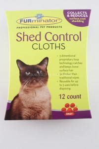 Pet Shed Promo by Subscription Box Swaps Furminator Shed Cloths