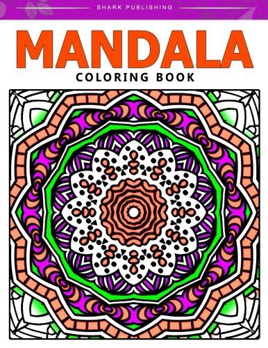 mandala coloring book for adults volume 1 mandala coloring book stress relieving patterns